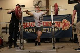 invercargill club novice powerlifting