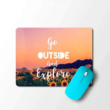 pikkme quote quotes go outside and explore designer printed
