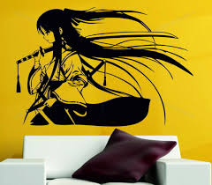 Japanese Wall Decal Gintama Anime Multifunction Decorative Sticker Osk023 For Sale Online Ebay