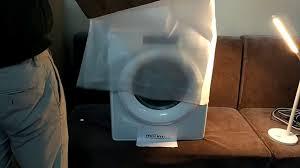 Mở hộp máy giặt thông minh Xiaomi MiniJ tại Mi4VN.com - YouTube