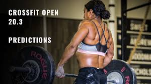 crossfit open 20 3 workout predictions