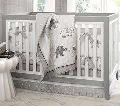 taylor elephant crib bedding set