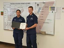 Congratulations to SN Angelina... - U.S. Coast Guard Station Seattle |  Facebook