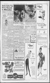 Wisconsin State Journal from Madison, Wisconsin on November 15, 1958 · 3