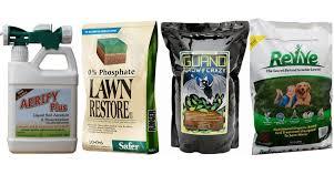 Revive Lawn Fertilizer Review Organic Granules