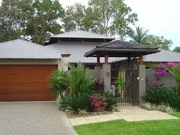minimalist design for front home garden