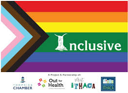 Inclusive Space Decals For Local Businesses And Organizations That Welcome Lgbtq People And Families Center For Lgbt Education Outreach Services Ithaca College