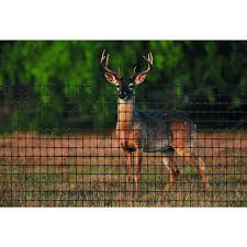 Tenax 7 5 Ft X 330 Ft C Flex Plastic Deer Fence 1a120246 The Home Depot