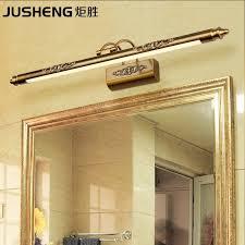 jusheng classic antique brass led