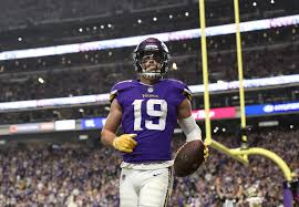 Adam Thielen Ruled Out For Sunday's Vikings vs. Broncos Game