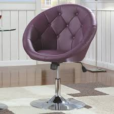 swivel chair purple leather sofa images