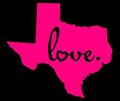 Texas Love Home Window Sticker Vinyl Decal Small Or Large Lone Star State Shape Vinyl Decals Vinyl Sticker State Shapes
