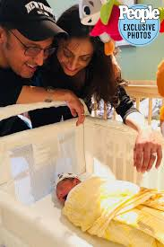 Evil Star Aasif Mandvi and Wife Shaifali Puri Welcome Son | PEOPLE.com