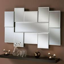 contemporary wall mirror art deco