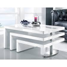 Couchtisch Modern Weiß