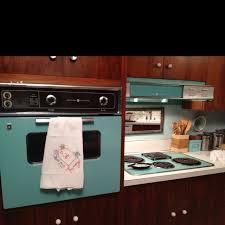 my kitchen 3 the aqua teal oven and
