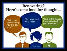 a few quotes to inspire you during your remodeling and renovating
