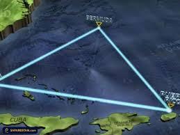 نتیجه تصویری برای مثلث برمودا