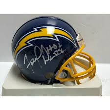 Fred Dean Signed San Diego Chargers ...
