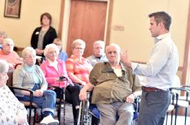 Kinzinger changes tune on forums   Local News   daily-journal.com