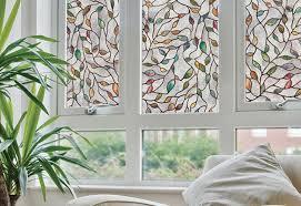 decorative glass window window