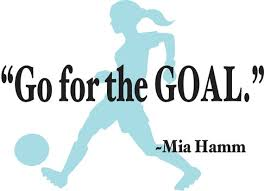 Wall Decal Mia Hamm Quote Etsy