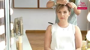 Jak Urozmaicic Krotka Fryzure I Ujarzmic Grzywke Tutorial Hair