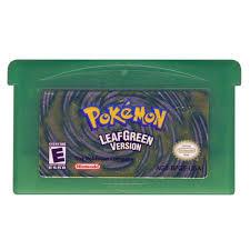 Pokemon LeafGreen Version   Game Boy Advance