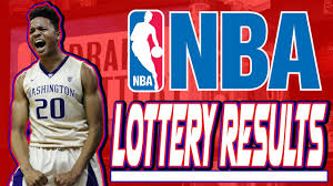 NBA DRAFT LOTTERY REACTION AND RESULTS ...