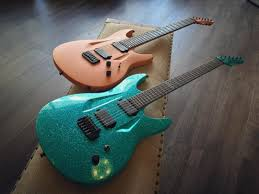 Pin on Guitars: Aristides