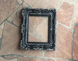 photo frames black frame wall mirror