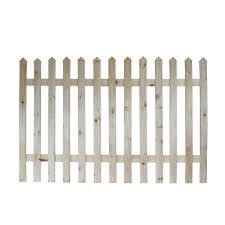 S A Pine Picket Fence Brights Hardware Shop Online