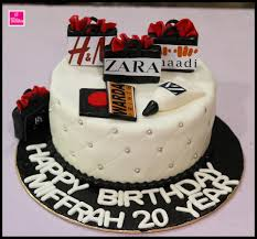 mac makeup cake customized cakes in