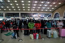 CNN crew scrambles to flee Wuhan before ...