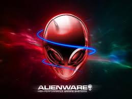 cool alienware wallpaper hd red