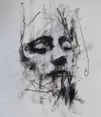 Pin von Ester West auf Art - figure sketch | Kohlemalerei, Kunst skizzen,  Kunst formen