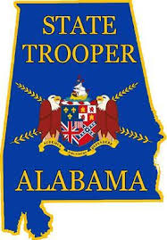 Alabama State Trooper Reflective Vinyl Decal Car Sticker Sheriff Police Leo Al Ebay