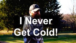 how to stay warm deer hunting cold