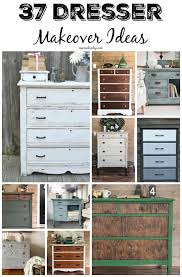 dresser makeover ideas to inspire your