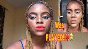 makeup artist in lagos nigeria