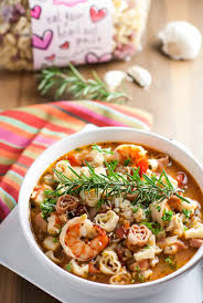 Quick Cioppino with Heart Pasta - The ...