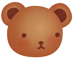 Adorable Teddy Bear Cub Mocha 9 Vinyl Decal Sticker Shinobi Stickers