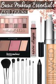 basic makeup essentials for s