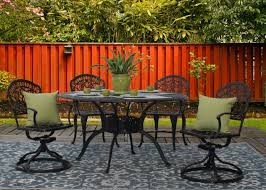 outdoor patio furniture dining set