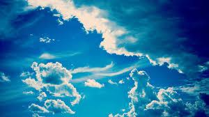 sapphire sky hd wallpaper wallpaperfx