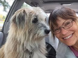 coffee with a canine: Kristine Smith & Gaby