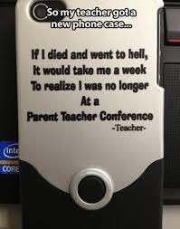 teacher has had enough
