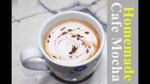 easy café mocha how to make mocha