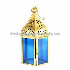 hand made iron moroccan lantern
