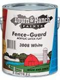 Fence Guard Exterior Fence Paint Acrylic Latex Paints Black Sparr Building And Farm Supply